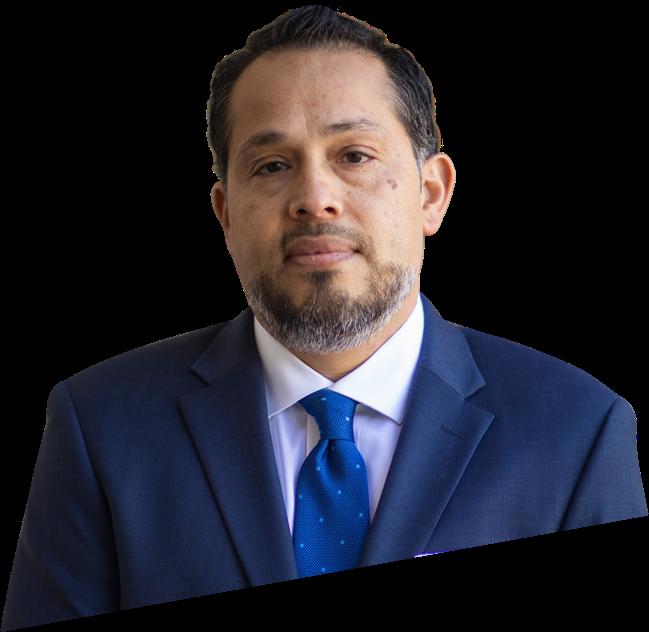 Attorney William Calderon
